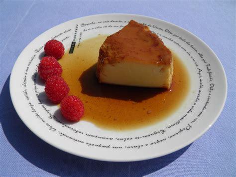 desssert pudim de ovos cr 232 me caramel fa 231 on portugaise terre et mar
