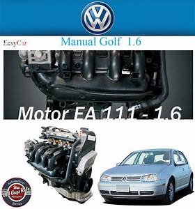In U00edcio    Manual De Servi U00e7o    Volkswagen    Vw Golf 1 6
