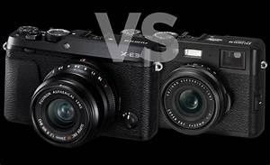 Fujifilm X-E3 vs x100F - FUJI X PASSION