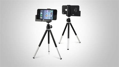 5 iphone tripods for vine