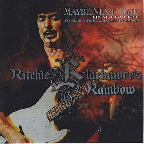ritchie blackmores rainbow   time cdr