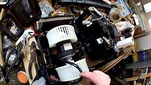 Blower Motor Removal And Installation