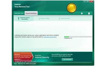 Kaspersky Virus Removal Tool screenshot #4
