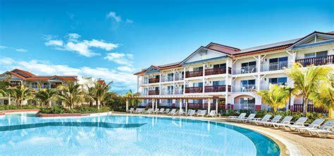 chambre lune de miel memories paraiso resort hôtels cayo santa