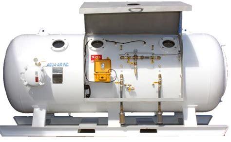 deck decompression chamber aqua air industries