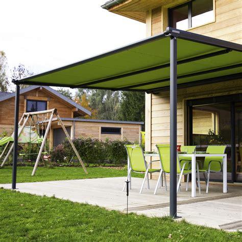 tonnelle autoportee avec toile retractable tonnelle avec toile retractable maison design lcmhouse