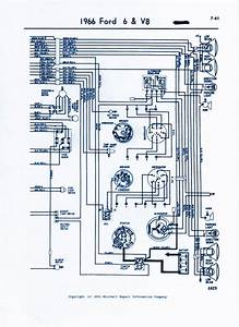 1961 Ford Thunderbird Starter Wiring Diagram