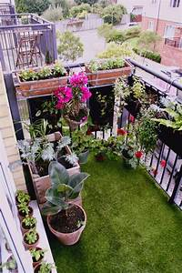 50, Best, Balcony, Garden, Ideas, And, Designs, For, 2017