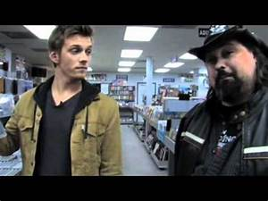 Jake Abel Interview - I Am Number Four - Mark James video ...