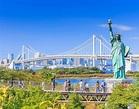 自由女神像(台場) / 東京旅遊官方網站GO TOKYO