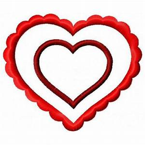 Double Heart Pictures - Cliparts.co