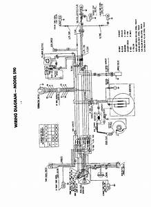 1985 Honda Spree Wiring Diagram