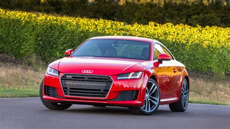 2017 Audi Tt Safety Review And Crash Test Ratings