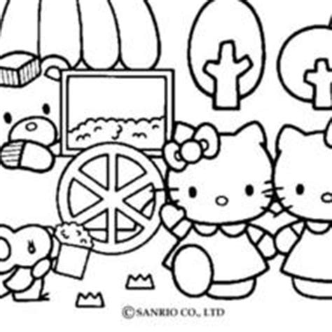 kitty coloring pages   games