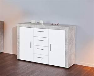 Otto Sideboard Weiß : sideboard breite 134 cm online kaufen otto ~ Indierocktalk.com Haus und Dekorationen