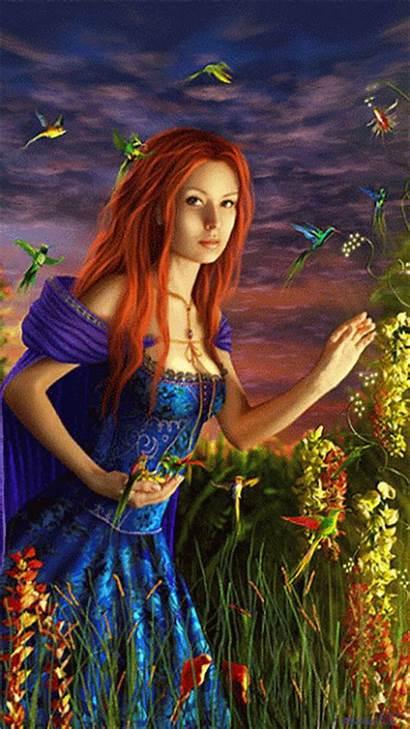 Gifs Fantasy Daydreaming Fairy Inima Meetme Dream