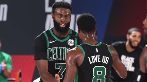 Jaylen Brown says Boston Celtics nonetheless have work to ...