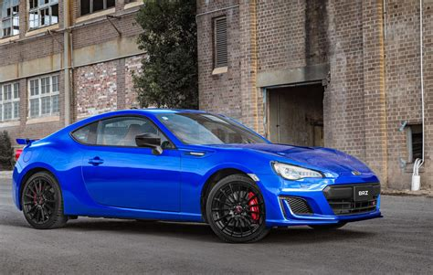 2018 Subaru Brz Now On Sale In Australia, Stiinspired Ts