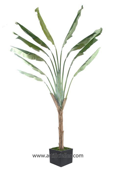 arbre du voyageur artificiel en pot 350 cm artificiel du
