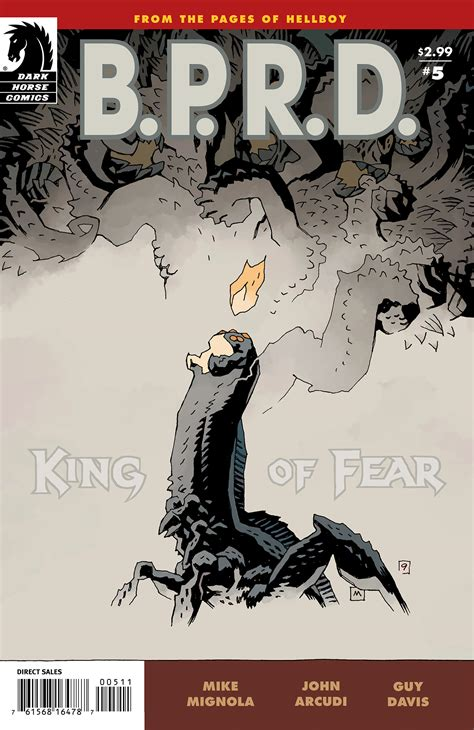 b p r d king of fear vol 1 5 database