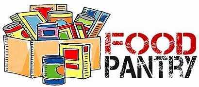 Pantry Clipart Bank Clip Church Distribution Friday