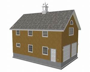 custom 2439 x 3639 2 story barn plans blueprints With 24x36 pole barn plans