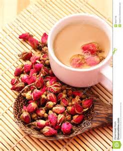 dried roses tea royalty free stock photos image 35547748
