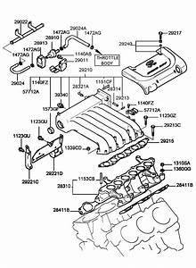 2891022040 - Hyundai Valve