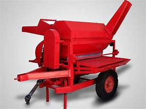 Tractor Implements  Rice Thresher For Sale
