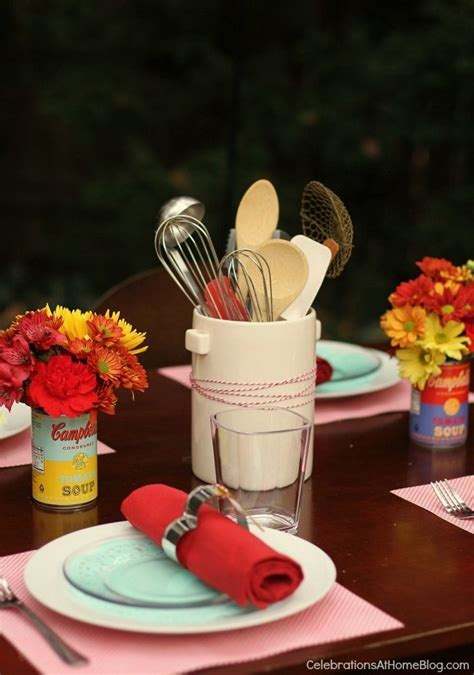 recipe  love kitchen themed bridal shower