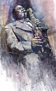 Charlie Parker Jazz Saxophonist