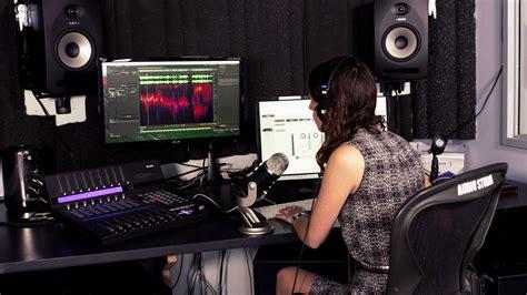 Audio Studio   Digital Media Center