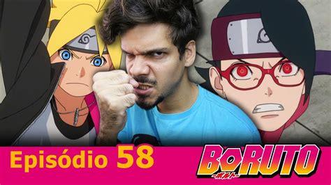 Boruto ch.58.1 sudah rilis di bacakomik. BORUTO 58 | Torneio Ninja no Exame Chuunin - YouTube