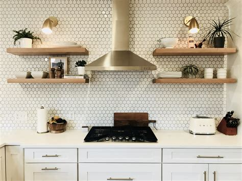 floating shelves custom butcher block shelves walnut