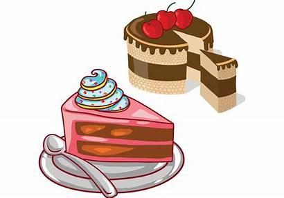 Cake Vector Clipart Vectors Birthday Graphics Vecteezy