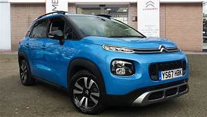 Used Citroën C3 AIRCROSS 12 PureTech Flair SUV 5dr Petrol Manual 116 gkm Petrol 2017 on sale