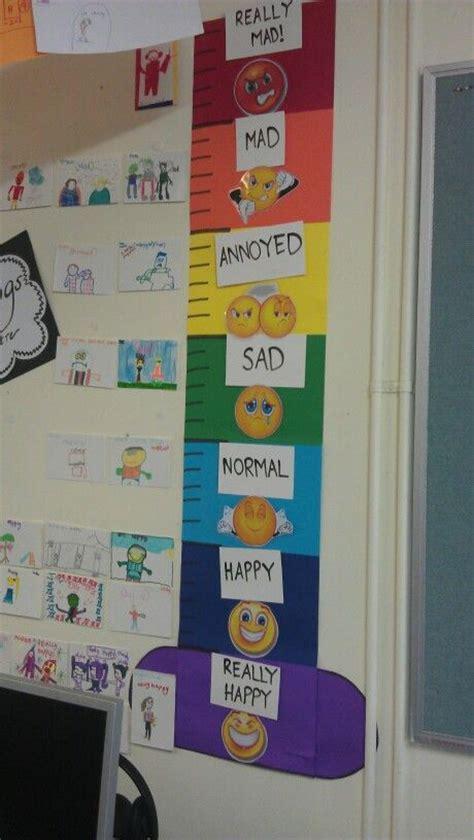 feelings thermometer  teaching pinterest feelings
