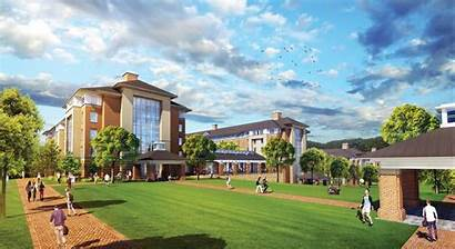 Commons Liberty Iii Campus University Hall Residence