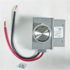 2900 Series Single Pole Thermostat