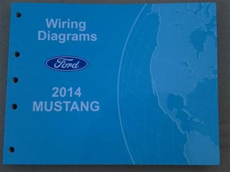 Find Ford Mustang Wiring Diagrams Oem Electrical Shop