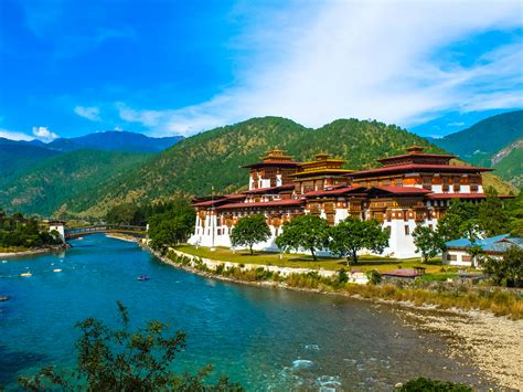 Punakha, Bhutan (punakha Dzong)