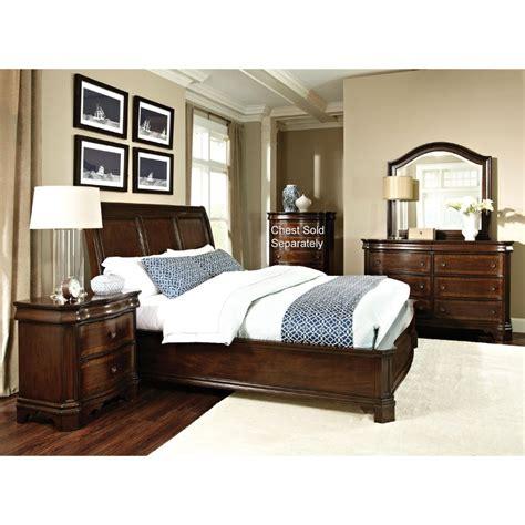 St James International Furniture 6piece King Bedroom Set