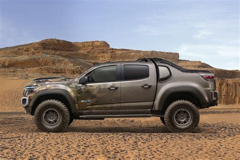 Chevrolet Colorado Picture by Chevrolet Colorado Zh2 Fuel Cell Electric Vehicle Pictures