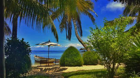 hamac pour chambre bungalows et maisons à louer île sainte madagascar