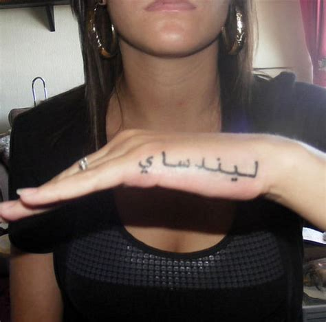 oustanding arabic tattoos creativefan