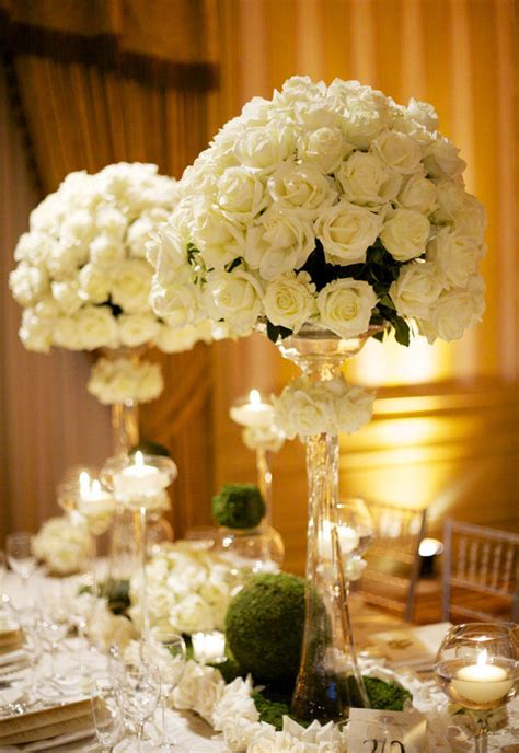 jaw droppingly beautiful wedding centerpieces modwedding