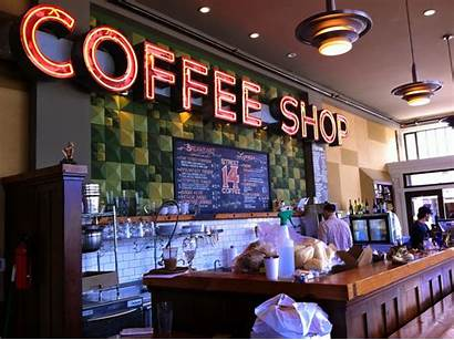 Coffee Cafe Decoration Attract Attention Select