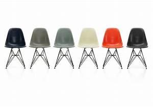 Vitra Eames Stuhl : eames fiberglass chair dsr vitra stuhl milia shop ~ A.2002-acura-tl-radio.info Haus und Dekorationen