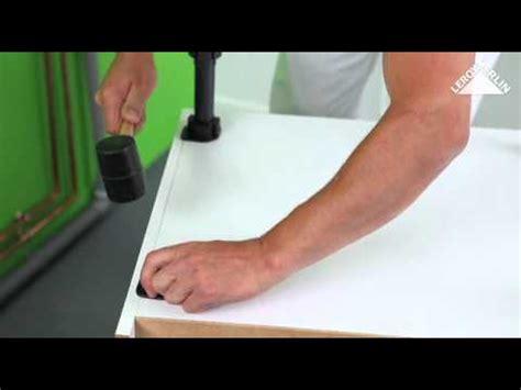 leroy merlin comment poser des meubles de cuisine