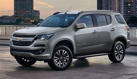 chevrolet trailblazer  ltz cv   asientos gg